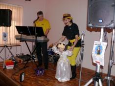 Dětský maškarní ples 5.2.2011