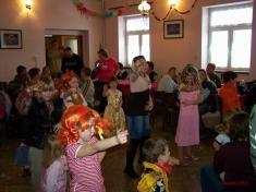 Dětský karneval 14.2.2010