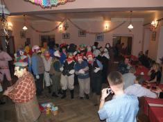 Maškarní ples 13.2.2009