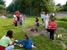 Dětský den na koupališti 9.6. 2012