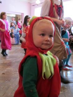 Dětský maškarní bál 2015