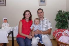 Vítání občánků Horní Lukavice 12.9.2015