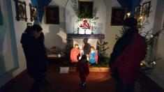 Tradiční zpívání koled pod vánočním stromem 23.12.2019