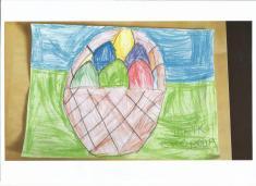 Velikonoční malování 2020