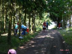 Děti v pohádkovém lese 2014