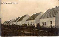 """dnešní """"Bezovka"""" ve40letech 20.stol. foto poskytl p.J.Chmelík"""
