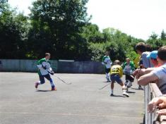 Hokejbalový turnaj 16.7.2011